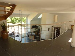 Spacieuse villa d'architecte, ultra confortable et moderne