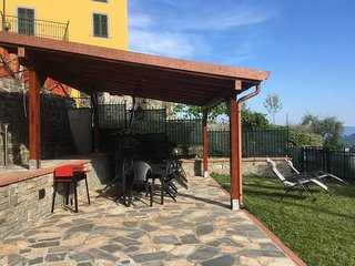2 bedroom Villa in Villagrande, Liguria, Italy : ref 5658471