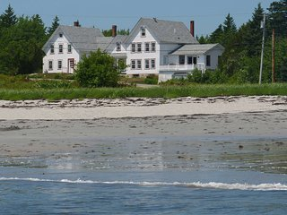 NEW! Historic 'Farmhouse' on Waterfront 200 Acres!