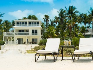 Villa Turkuaz - 5Bed COMBO, Grace Bay Beach Front, Turks and Caicos Islands
