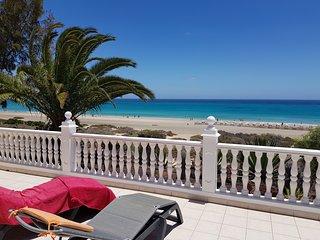 Costa Calma, B45 en 1era linea de Playa, sensacional