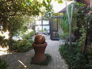 Self-catering Garden Duplex Apartment