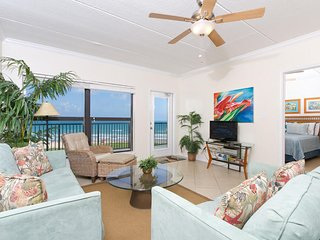 Saida II 602 -  Cozy Oceanfront Condo, Incredible Ocean Views, Great Get-a-way