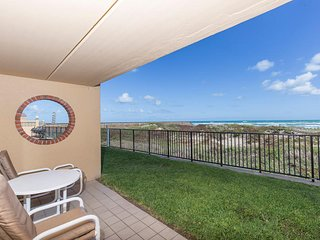 Suntide II 103 - 2Bd/2Ba Ground Floor Condo, Walk Straight Out to the Pool