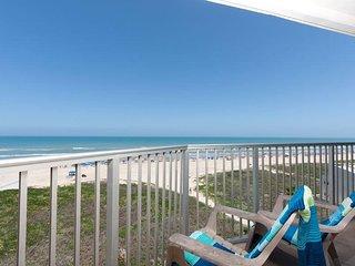 Aquarius 504 - Beautiful Beachfront Condo, Spectacular Ocean Views, Perfect