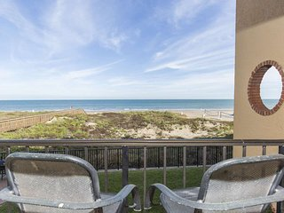Suntide II 201 - Charming 3Bd/2Ba Condo, Private Balcony, Ocean is Your