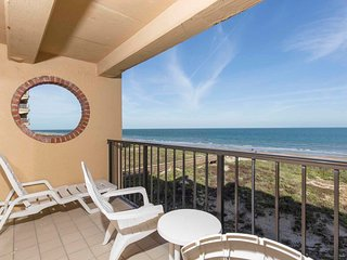 Suntide II 403 - Breathtaking Ocean Views from Condo, Luxurious Grounds, Direct