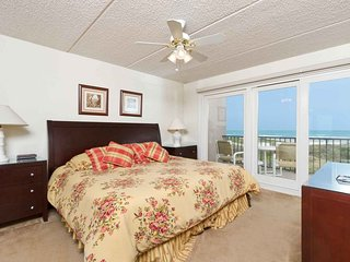 Beach House I 203 - Beachfront Condo, Beach Right Out Your Back Door, The Only