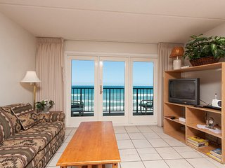 Florence I 706 - 1Bd/1Ba Oceanfront Condo, Spectacular Location, Beachfront