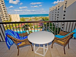 Saida III 602 - Modern Condo w/ Great Ocean View, Beachfront Pools & Spas