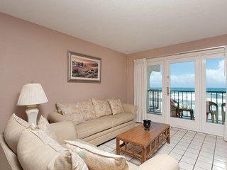 Florence I 704 - Oceanfront Condo in Premier Location, Private Balcony