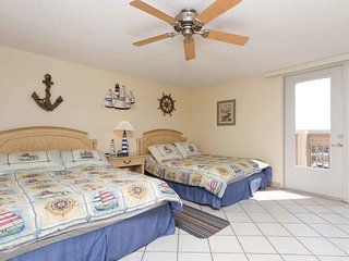 Bahia Mar 773 - 3 Bd/ 3 Ba Condo, Luxurious Resort, 2 Swimming Pools, Spas, BBQ