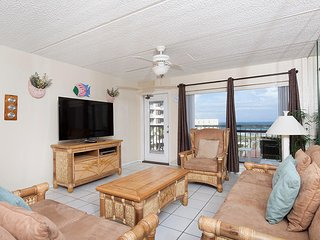 Saida III 605 - Luxurious 2Bd/2Ba Beachfront Condo with All Amenities, Direct