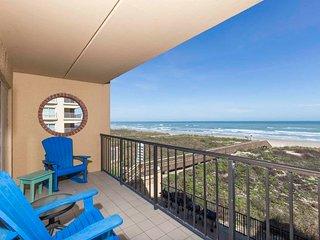 Suntide II 301 - 3Bd/3Ba Oceanfront Condo, BBQ's, Sand Volleyball, Sun Deck