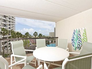 Saida III 407 - Oceanfront Condo, Large Private Balcony, Family Friendly