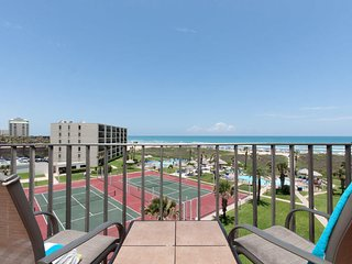 Saida IV 502 - Relaxing Condo w/ Gorgeous Beach View from Private Balcony