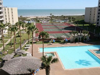 Saida III 606 - Oceanfront Condo, Pool Views, Tennis Courts, Direct Ocean Access