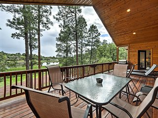 NEW! Lakefront Cabin w/ 3 Decks & Amazing Views!