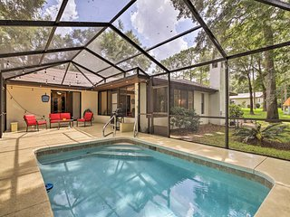 NEW! Dunnellon Pool House - Kayak Rainbow River!