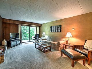 NEW! Champion Resort-Style Condo Mins to Skiing!