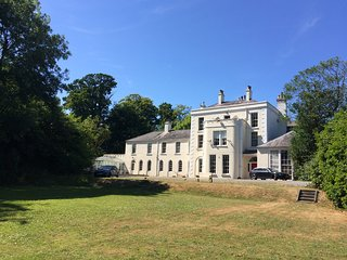 Glynn Park Manor west wing