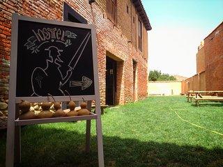 Casa de los Hidalgos Albergue Hostel. Unexpected pilgrim Hostel