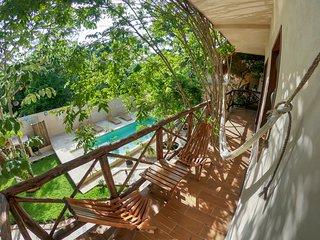 Lovely apartment in Tulum / private balcony / Free bikes! / Aldea Tzalam Tulum 6