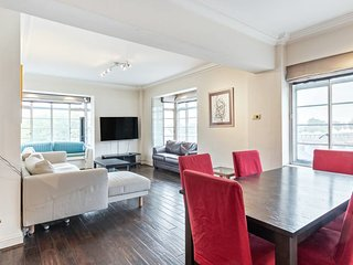 Sky view 2bed2bath apt Marylebone 6min walk 2 tube