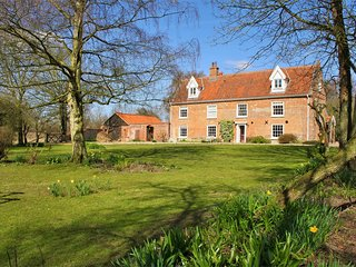 KT090 House situated in Nr Aylsham