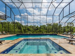 Reunion Resort 2100 - private pool, home theater, game room, gym near Disney