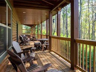 The Big Oak Lodge