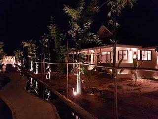 Chiang Mai-EnchantedGarden #12-Two SaltWater Pools