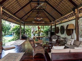 Luxury beach side villa, Villa Penjor Bali