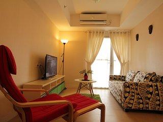 2 BR Apartment in Epicentrum Rasuna Said