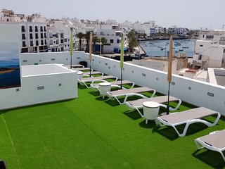 304 Bright and modern apartment in Arrecife, Lanzarote, 4 people