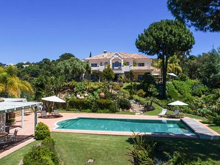 5 bedroom Villa in Benahavis, Andalusia, Spain : ref 5666498