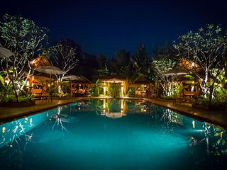 Chiang Mai-Enchanted Garden #4-Two SaltWater Pools