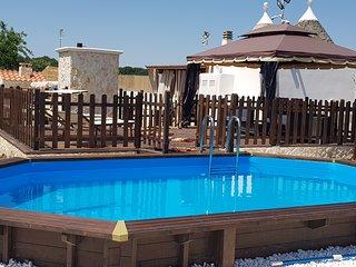 Trulli con piscina a MartinaFranca