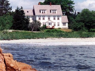 Historic 'Sea Captain's Home' on 200 Acre Preserve
