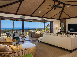 3BD Hali'ipua Villa (108) at Four Seasons Resort Hualalai
