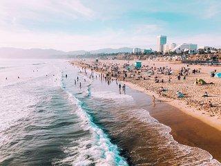 Ocean Potion ★ 5 min walk to beach ★ Luxury Apt