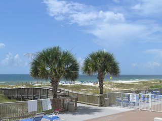 SeaSpray Perdido Key #122 ~ 3 Bedroom Gulf Front Condo