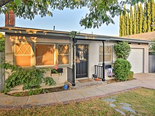 NEW! Cozy Sierra Madre House 18 Mi. From DT L.A.