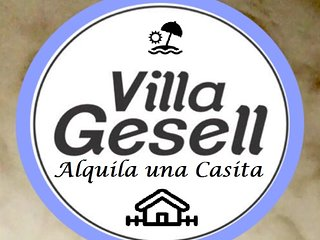 Alquila una Casita en Villa Gesell, frente a la playa y en pleno Centro