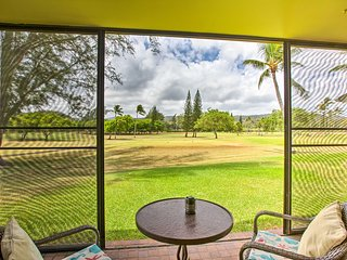 Turtle Bay Condo w/Pool Access & Golf Course!