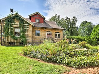 Louisville Home w/ Sunroom - 3 Miles to Downtown!