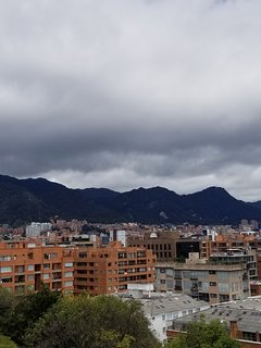 New 1 Bedroom Central Apt, Bogota - Parque 93