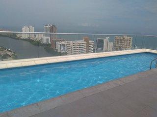 Hermoso Apartamento, Aqualina Cartagena
