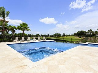 Reunion Resort 8000 - 5 star villa with pool and home theater near Disney