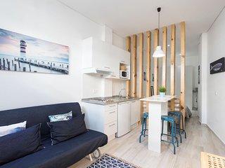 Alfama Blue Studio apartment in Alfama with WiFi.